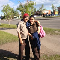 Photo taken at Tim Hortons by Rhonnie J. on 6/27/2012