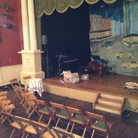 Photo taken at Lyric Hall Antiques & Conservation by Marcel B. on 4/7/2012