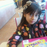 Photo taken at Domino's Pizza by Churro m. on 2/19/2012