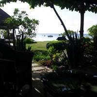 Photo taken at P. P. Erawan Palms Resort by Stathis P. on 7/22/2012