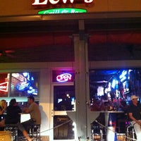 Photo taken at Lew's Grill & Bar by Jedidiah D. on 5/22/2012