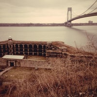 Photo taken at Fort Wadsworth by Dan B. on 2/11/2012