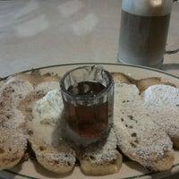 Photo taken at Caffé Italia by Taehee K. on 3/28/2012
