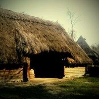 "Photo taken at Muzeul Național al Satului ""Dimitrie Gusti"" by Alex C. on 3/25/2012"