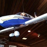 Photo taken at Aviators Restaurant by Alex G. on 9/8/2012