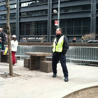 Photo taken at #OCCUPYWALLSTREET by justinstoned on 3/24/2012