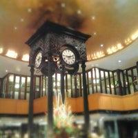 Photo taken at Orchard Hotel by Emmanuel K. on 3/21/2012