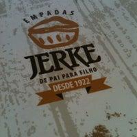 Photo taken at Empadas Jerke by Jeferson P. on 6/9/2012