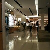 Photo taken at Louis Vuitton by Ade.K on 6/19/2012