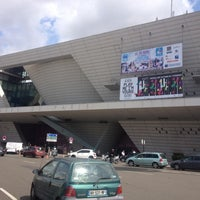 Photo taken at Le Congrès Maillot by Thomas F. on 6/23/2012