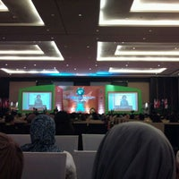 Photo taken at Bali Nusa Dua Convention Center (BNDCC) by Rika M. on 9/13/2012