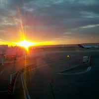 Photo taken at Billings Logan International Airport (BIL) by Justin W. on 5/11/2012