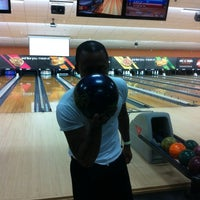 Photo taken at AMF Kegler's Lanes by Darnell W. on 7/10/2012
