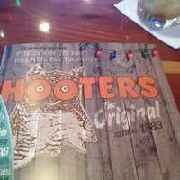 Photo taken at Hooters by Rae on 6/18/2012