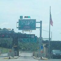 Photo taken at I-476 by Guy V. on 8/25/2012