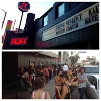 Photo taken at The Roxy by Tom on 8/30/2012