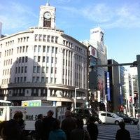 Photo taken at 山野楽器 銀座本店 by shin on 2/21/2012