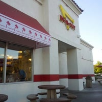 Photo taken at In-N-Out Burger by Ted K. on 7/7/2012