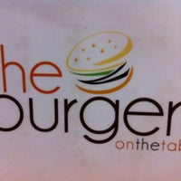 Photo taken at The Burgers on the table by Leo F. on 3/11/2012