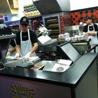 Photo taken at Jimmy John's by Damien S. on 7/19/2012