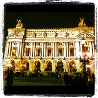 Photo taken at Place de l'Opéra by / J. on 3/3/2012