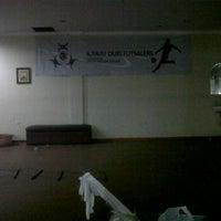 Photo taken at Speed futsal by Irwinsyah A. on 6/18/2012