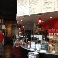 Photo taken at Sip Coffee & Espresso Bar by Jen H. on 5/18/2012