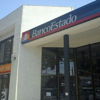Photo taken at BancoEstado by Marco M. on 2/13/2012