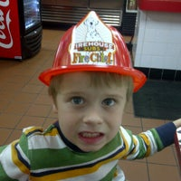 Photo taken at Firehouse Subs by Derek T. on 2/16/2012