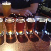 Photo taken at Walnut Brewery by Natasha B. on 2/26/2012