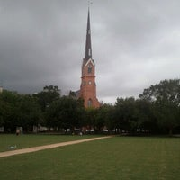 Photo taken at Marion Square by Trissa B. on 8/27/2012