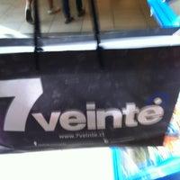 Photo taken at 7veinte by Benjamín H. on 4/12/2012