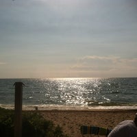 Photo taken at Beach At Suntower by Angie F. on 9/3/2012