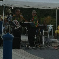 Photo taken at Beachfront Park by Tammy M. on 8/23/2012