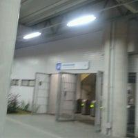 Photo taken at Terminal Integrado Aeroporto by Hudson S. on 7/2/2012