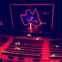 Photo taken at Teatro Bradesco by Duh M. on 6/17/2012
