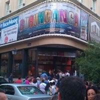 Photo taken at Teatro Maravillas by Carmen B. on 7/21/2012