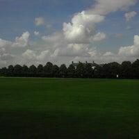 Photo taken at Trinity Hall, Wychfield Site by Faisal F. on 8/12/2012