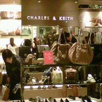 Photo taken at Charles & Keith by dinny m. on 2/21/2012