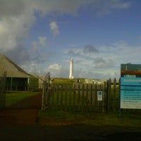 Photo taken at Cape Leeuwin Lighthouse by Mohd Fariq Billah on 9/2/2012