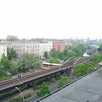 Photo taken at Happy Bed Hostel Berlin Hallesches Ufer by Dominik K. on 5/5/2012