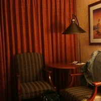 Photo taken at Hacienda Hotel & Conference Center LAX by Arturo R. on 4/26/2012