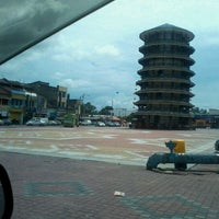 Photo taken at Teluk Intan by My name J. on 2/20/2012