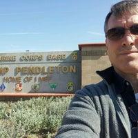 Photo taken at MCB Camp Pendleton - Main Gate by Brian C. on 3/12/2012