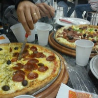 Photo taken at Patroni Pizza by Vitor L. on 6/14/2012