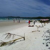 Photo taken at Sai Kaew Beach by NoTeCThailand on 6/14/2012