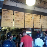 Photo taken at Dos Toros Taqueria by Ben B. on 7/10/2012