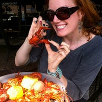 Photo taken at Crabby Daddy by Laurie G. on 4/28/2012
