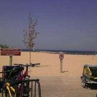 Photo taken at Holland State Park by Tracey B. on 7/17/2012