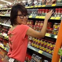 Photo taken at Lotte Mart by Micumapu N. on 2/26/2012